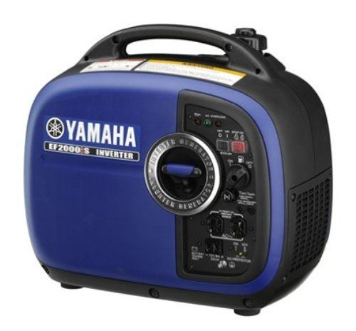 Yamaha ef2000is vs honda eu2000i 2000 watt inverter for Honda vs yamaha generator