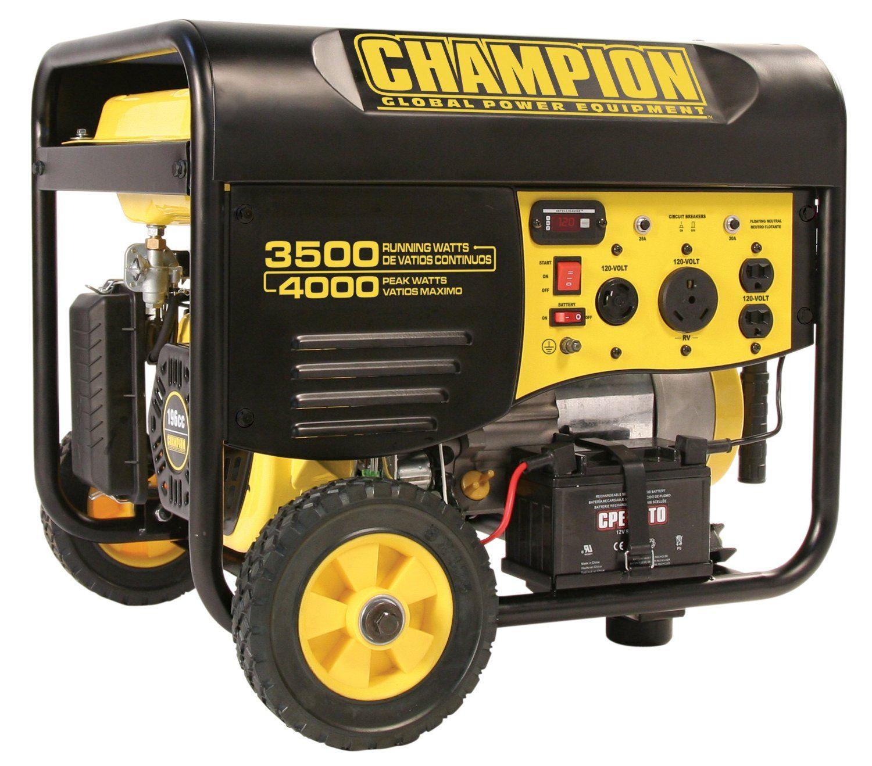 Best Portable Generator for RV