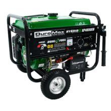 duromax4850 dual fuel review