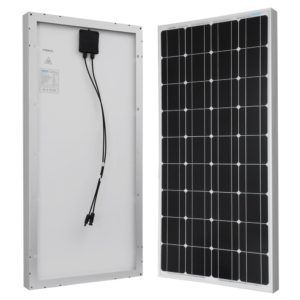 best solar panels for RV