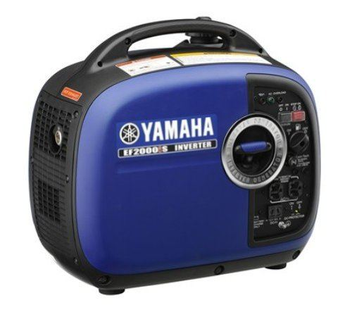 Ultimate Power The Yamaha Ef2000is 2000 Watt Inverter