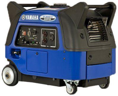 Best 3000 watt inverter generator the generator power for Yamaha 3000 watt inverter
