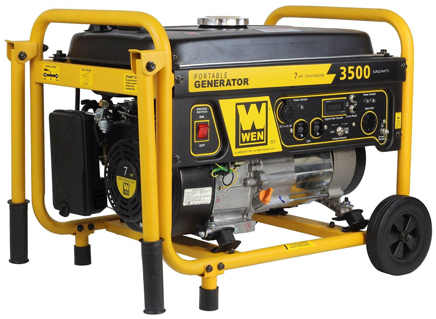 best portable generator best generator reviews get power in peace the 28695