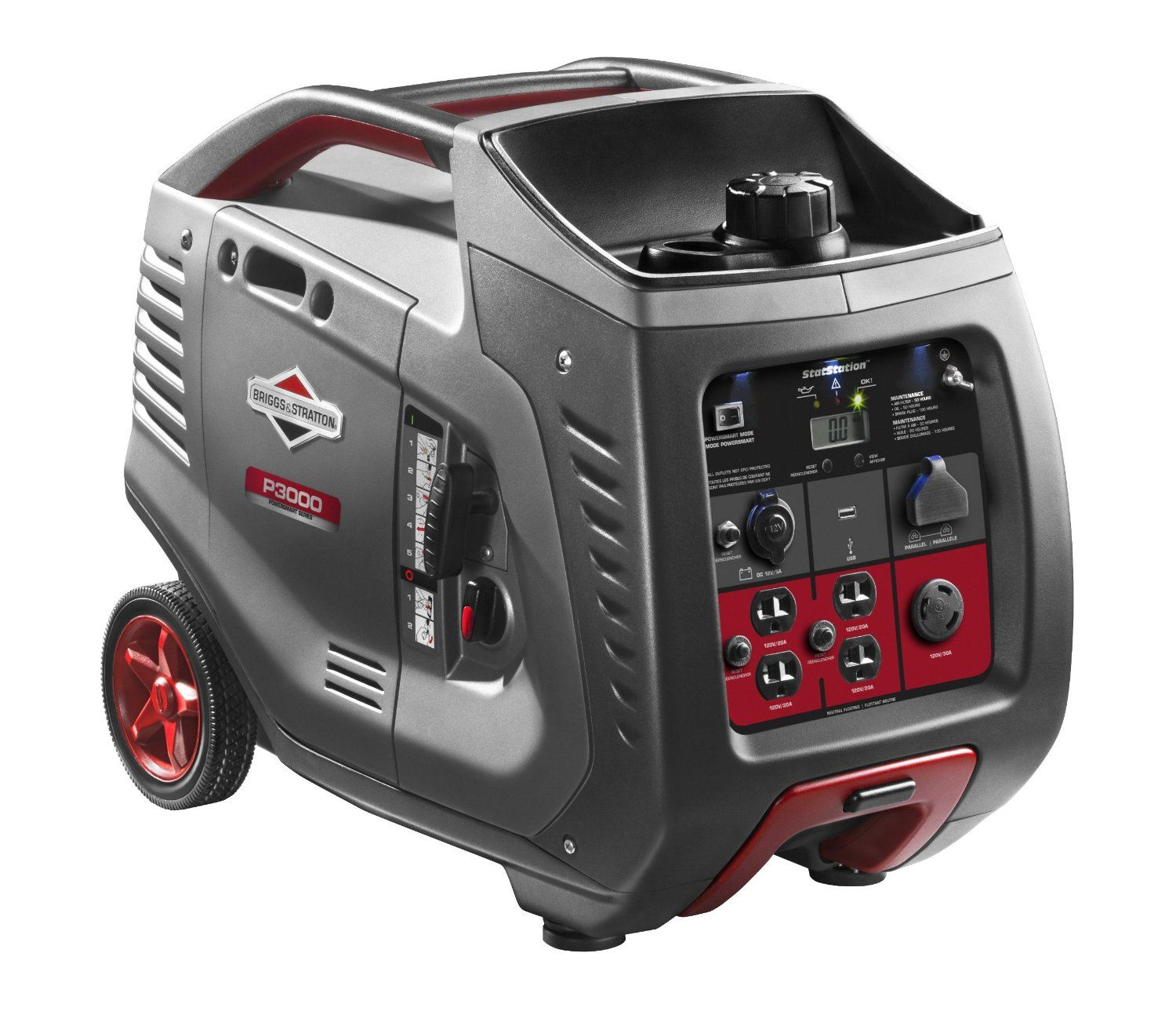 Briggs & Stratton quiet inverter generator