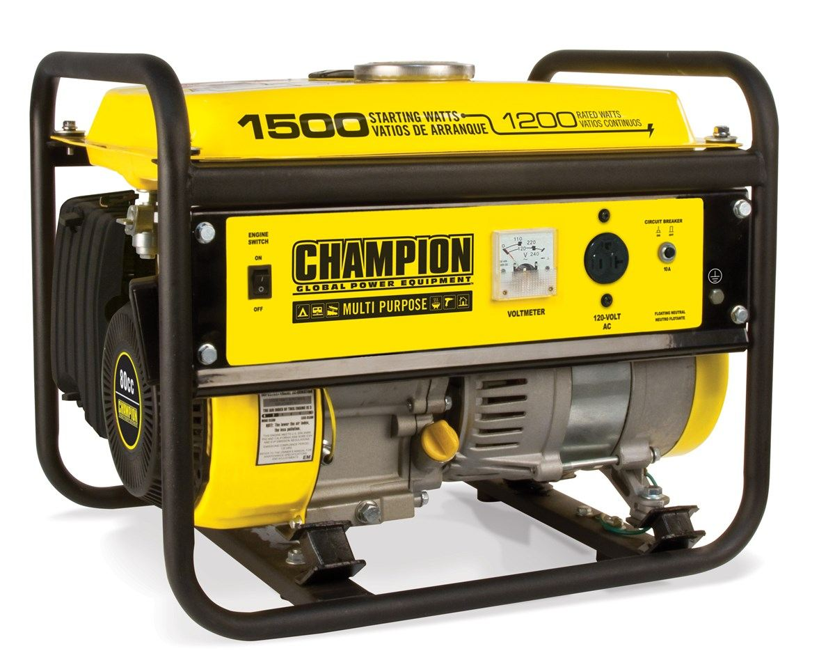 Best Portable Generator For Tailgating