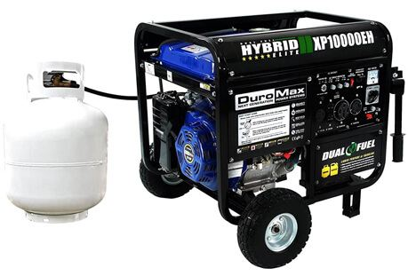 Duromax XP10000EH Review | The Generator Power