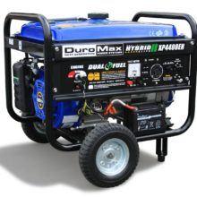DuroMax 4400EH dual fuel generator