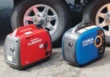 hondaeu vs yamaha generators