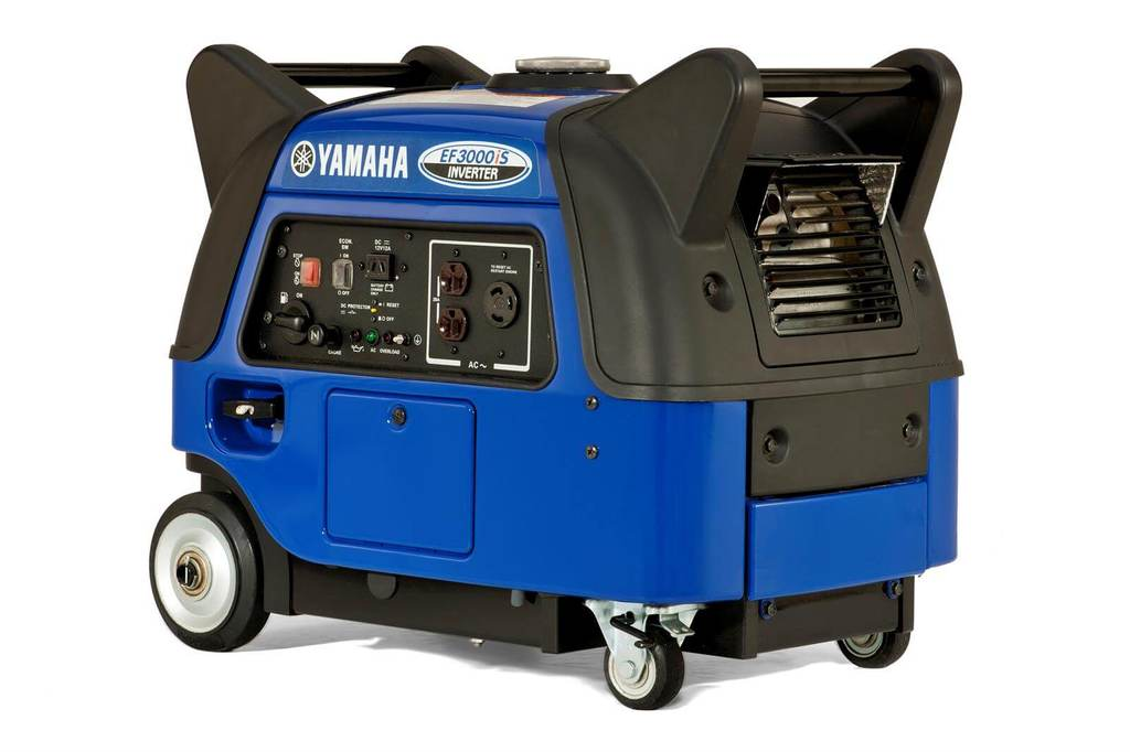 Best 30 Amp Quietest Generator Yamaha EF3000iS 2