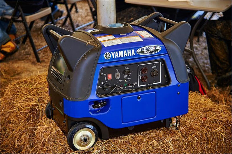 Best 30 Amp Quietest Generator Yamaha EF3000iS 5