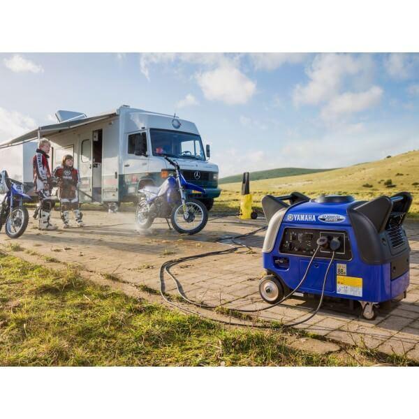 Best 30 Amp Quietest Generator Yamaha EF3000iS 6