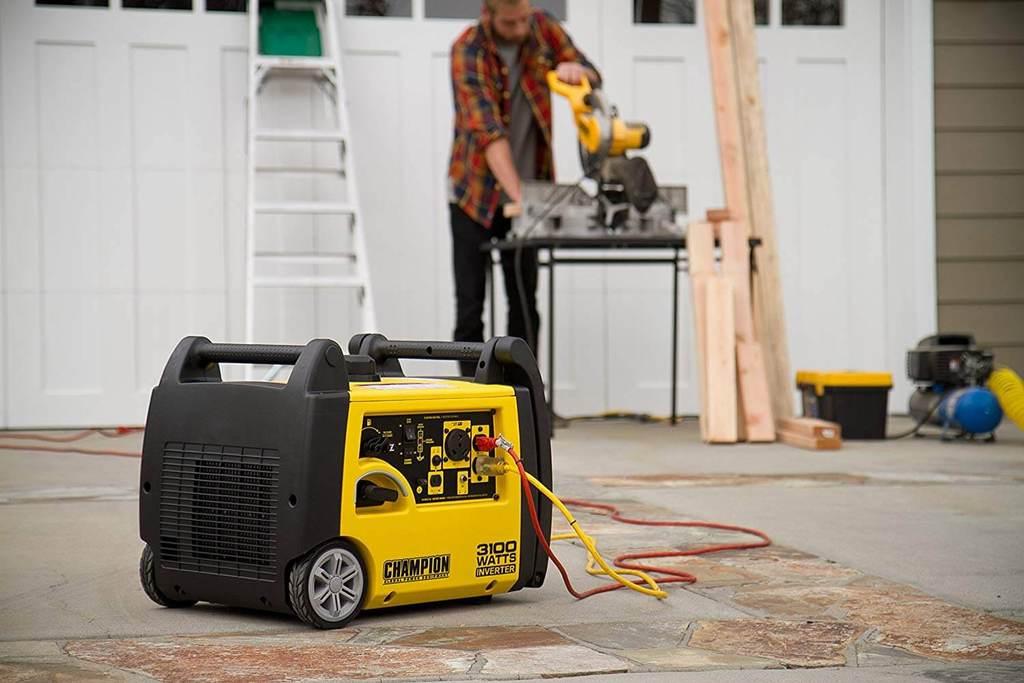 Best Budget 30 Amp Inverter Generator Champion 3100 Watt Inverter Generator 8