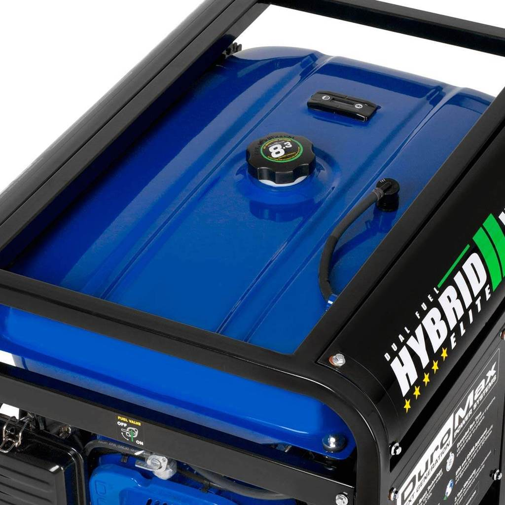 DuroMax XP12000EH Dual Fuel Portable Generator Review 8