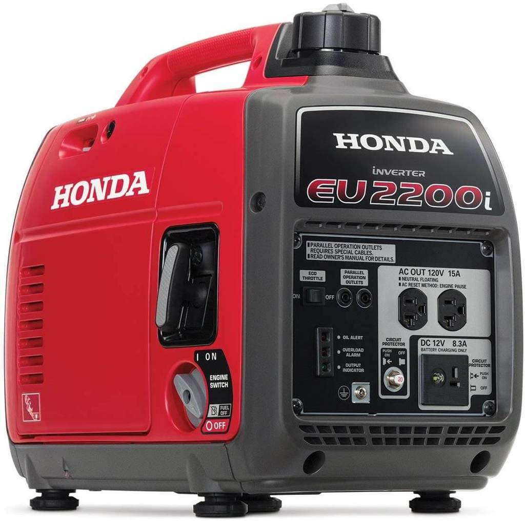 Honda EU2200i 2200 Watt Super Quiet Portable Generator