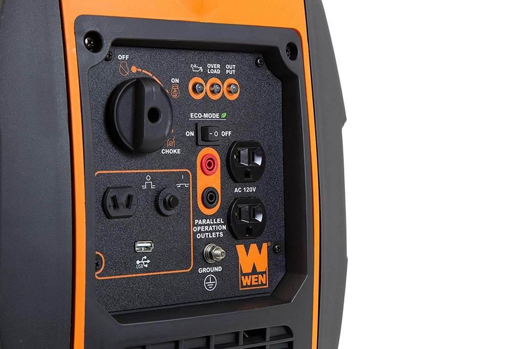 WEN 56200i Super Quiet Portable Generator Review 3