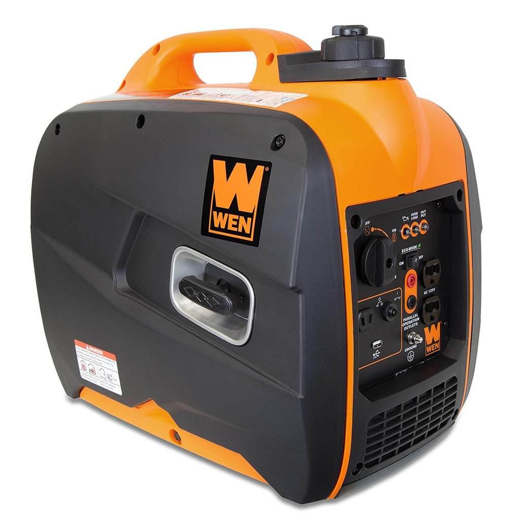 WEN 56200i Super Quiet Portable Generator Review 4