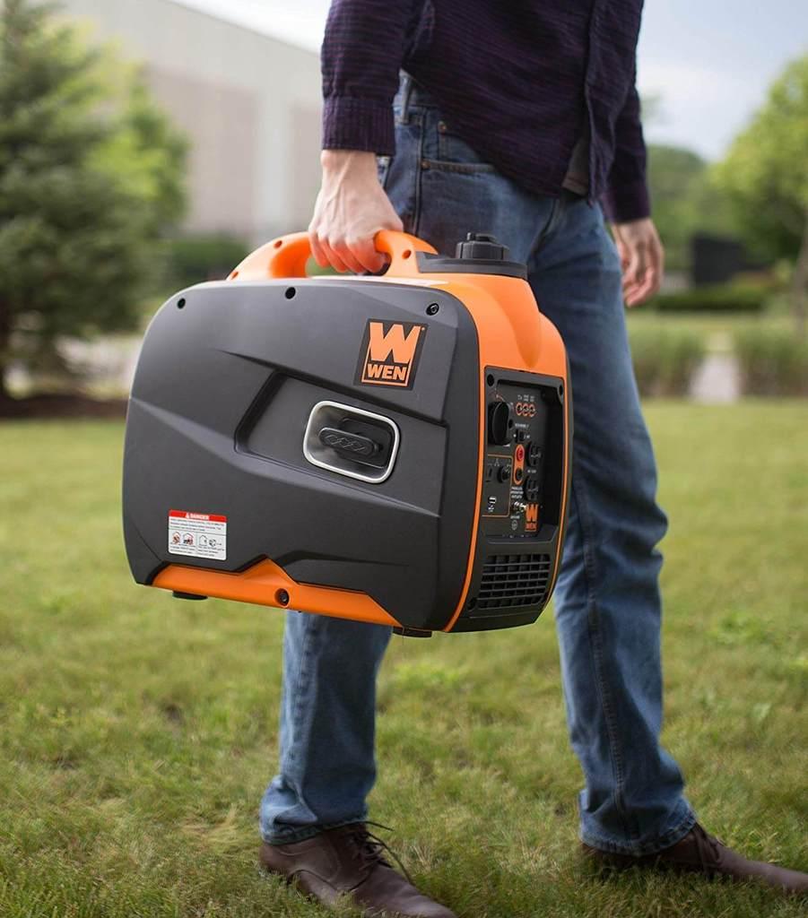 WEN 56200i Super Quiet Portable Generator Review 6