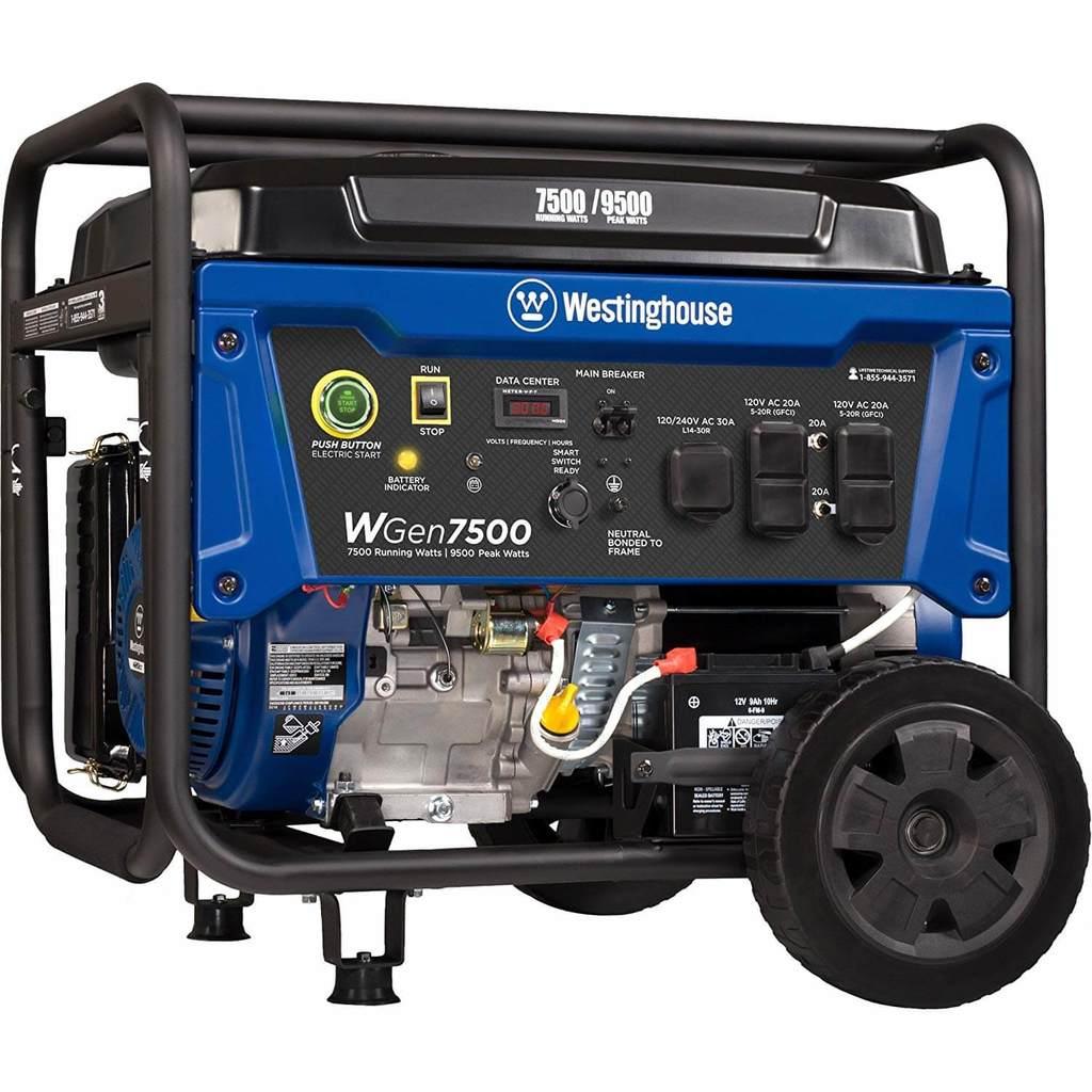 Westinghouse WGen7500 Portable Generator Review 1