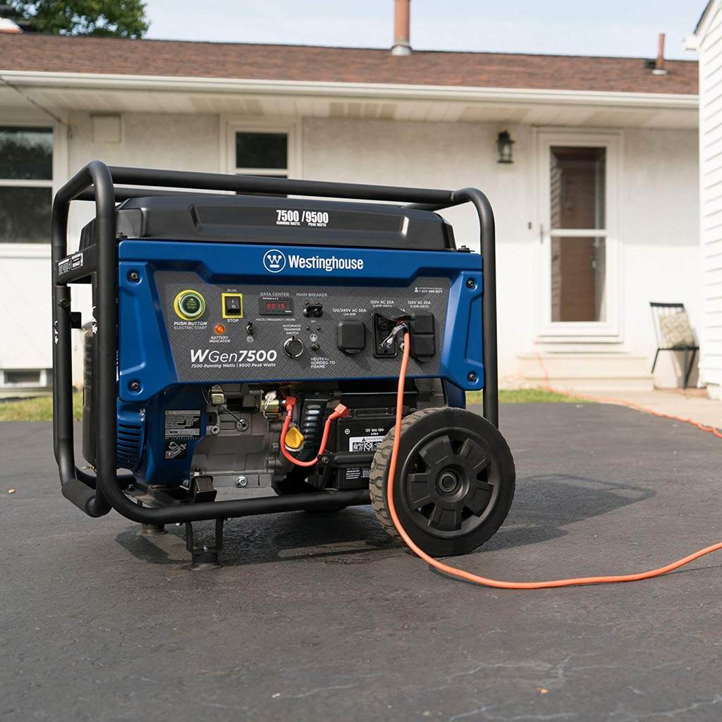 Westinghouse WGen7500 Portable Generator Review 2