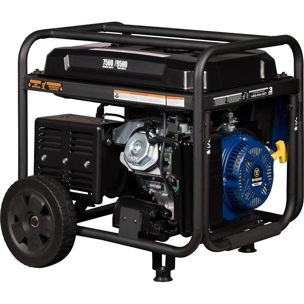 Westinghouse WGen7500 Portable Generator Review 4