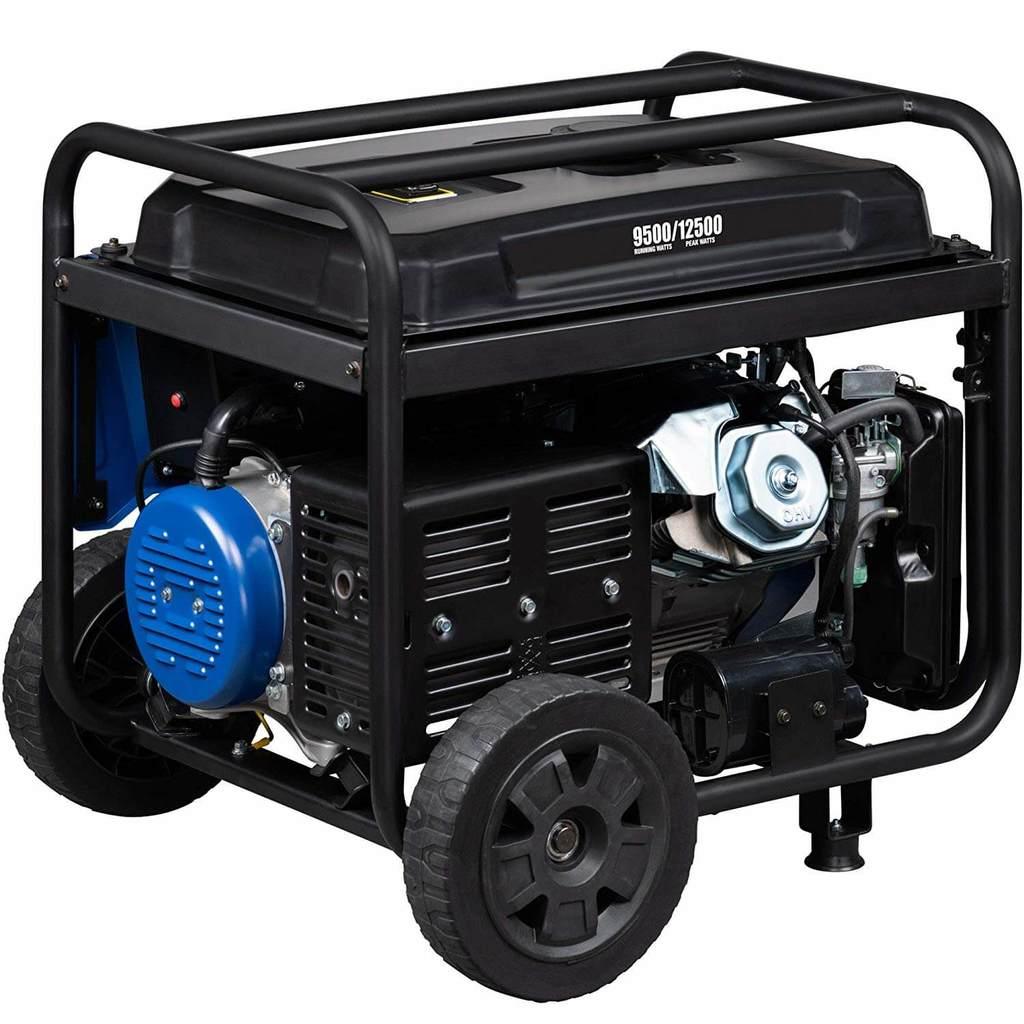 Westinghouse WGen9500 Heavy Duty Portable Generator Review 10