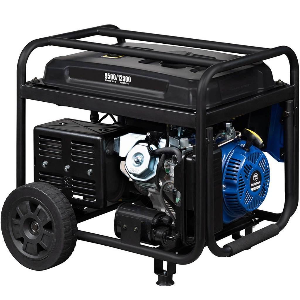 Westinghouse WGen9500 Heavy Duty Portable Generator Review 11