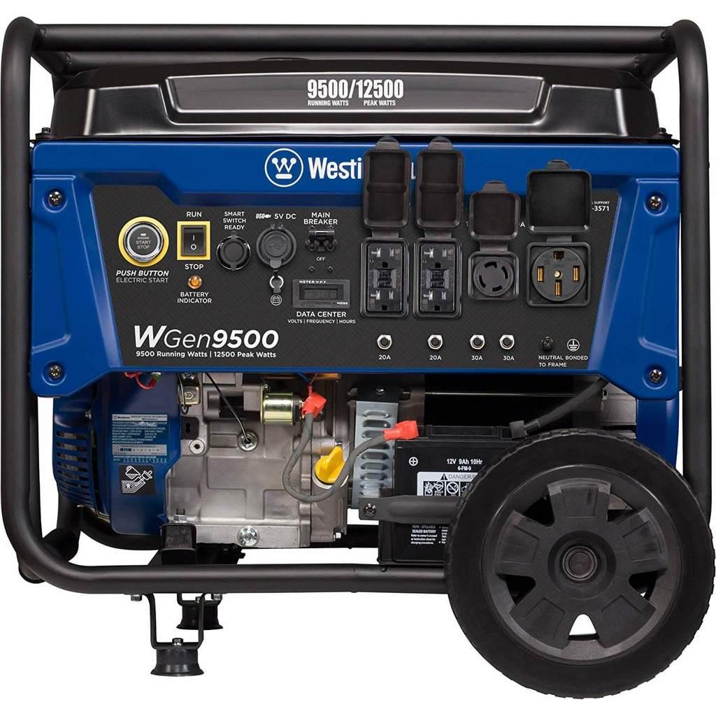 Westinghouse WGen9500 Heavy Duty Portable Generator Review 8