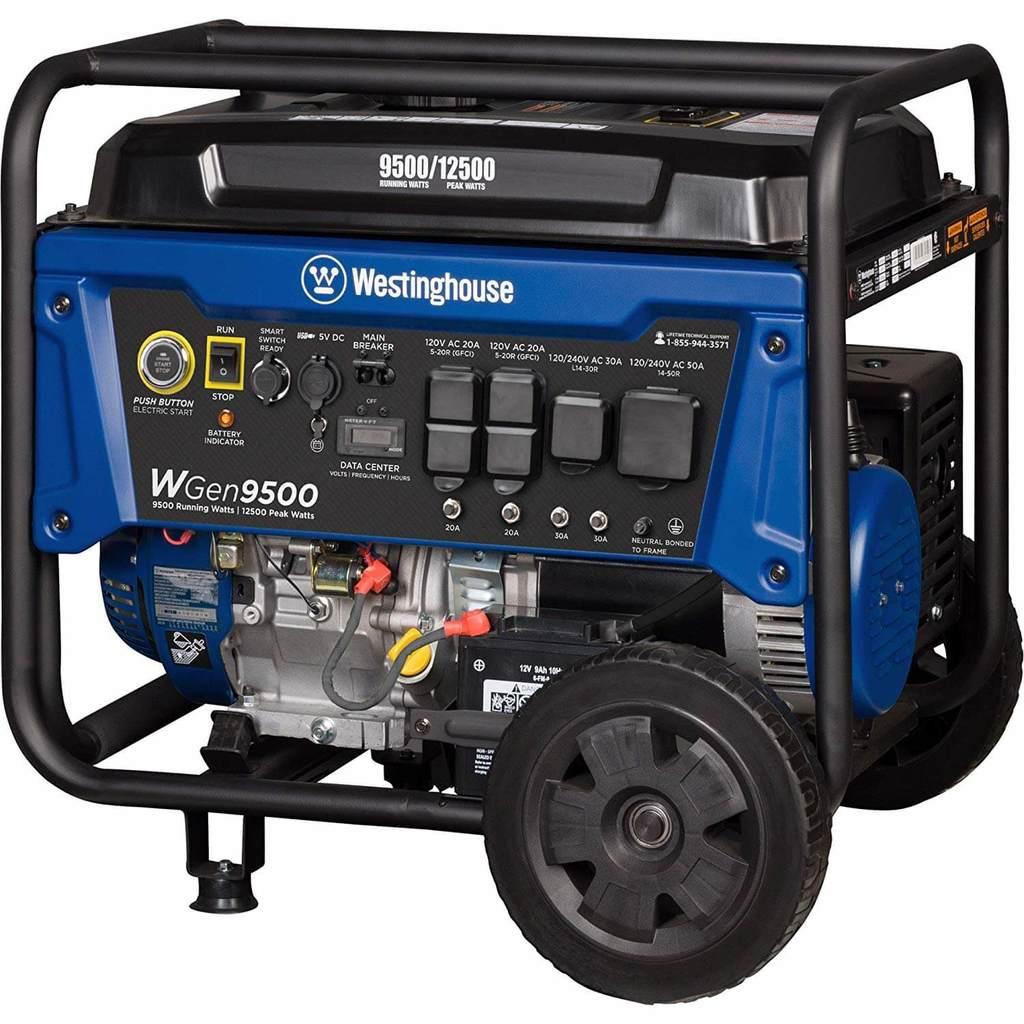 Westinghouse WGen9500 Heavy Duty Portable Generator Review 9