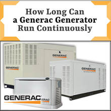 How-Long-Can-a-Generac-Generator-Run-Continuously